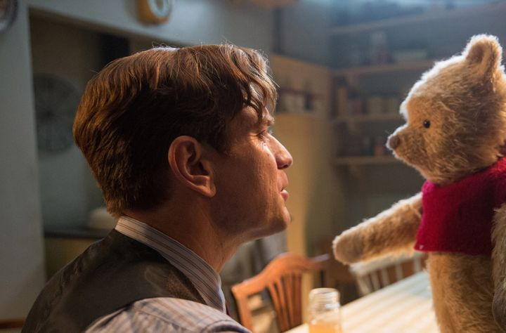 """Disney's Christopher Robin,"" starring Ewan McGregor, on Netflix."