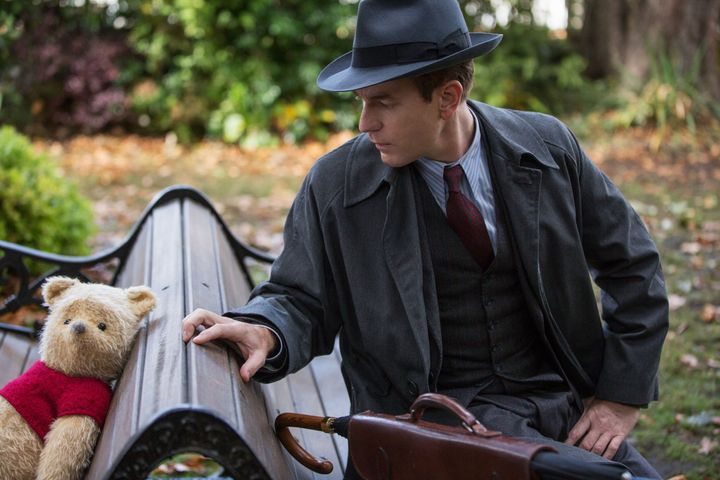 "Another shot from ""Disney's Christopher Robin."