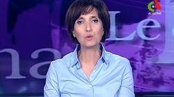 La présentatrice qui a lu la lettre de Bouteflika a