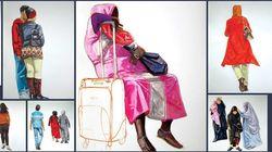 Cette exposition dresse un portrait multiple des Casablancaises