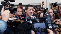 Juan Guaidó volta à Venezuela: 'Entramos como cidadãos