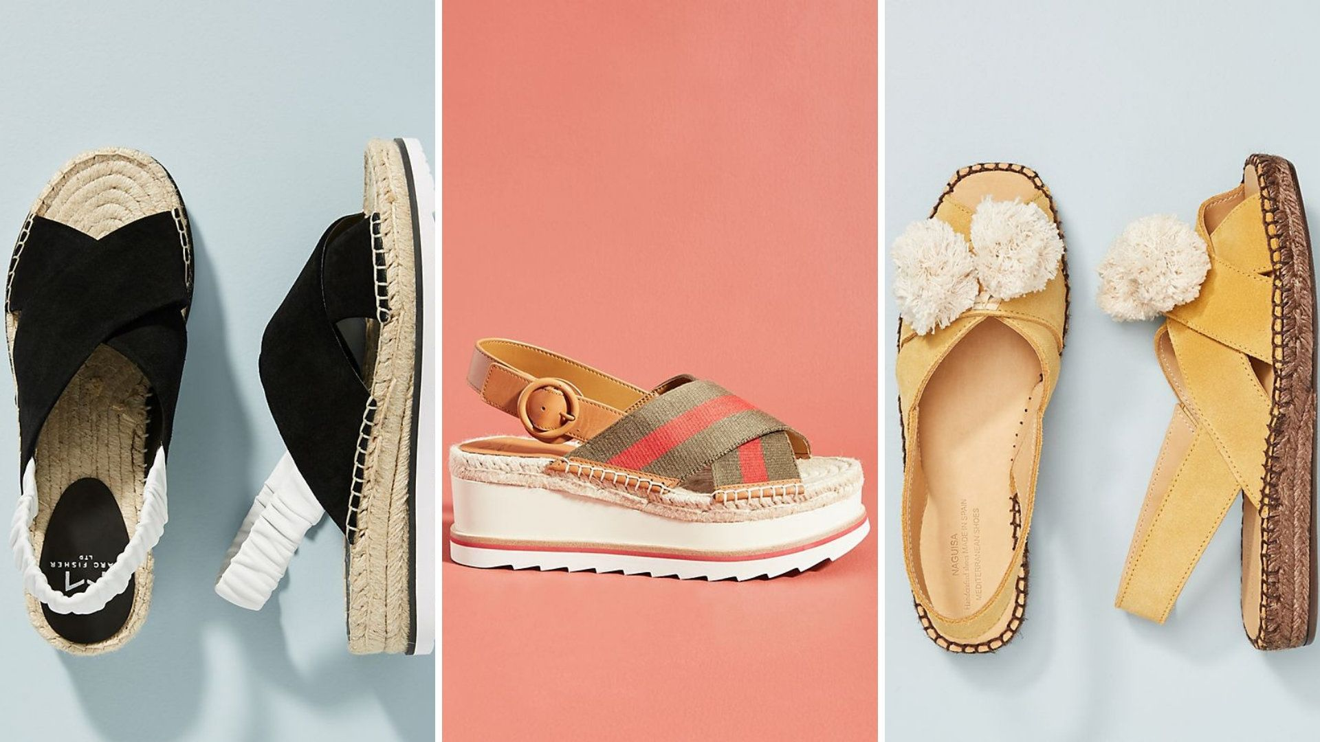 25 Flatform Sandals You'll Want To Wear