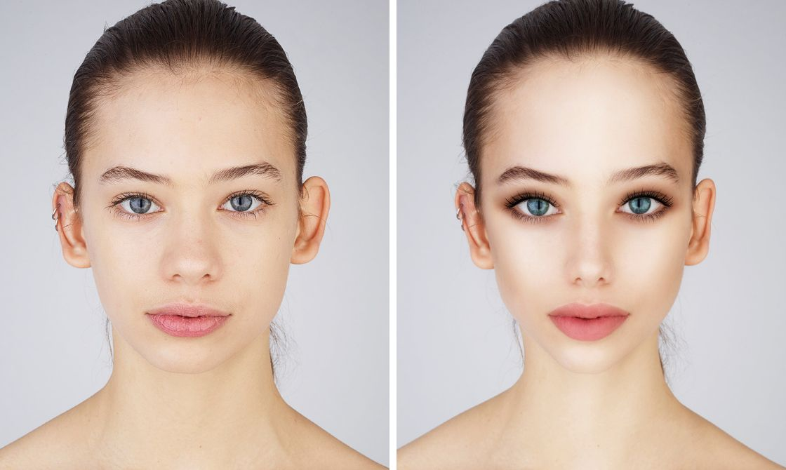 Teenage Girls In This Photo Series Show The Scary Effects Of Editing