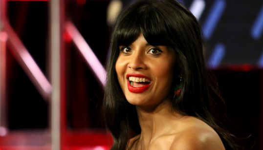 Jameela Jamil Gets Real About Why She's So 'Aggressive' About Body