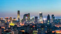 중국이 성장률 목표를 6~6.5%로