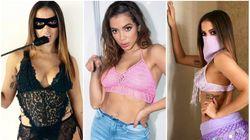 Tiazinha, Mariah Carey, Feiticeira e mais: A saga nostálgica de Anitta no