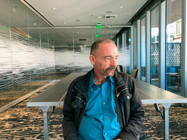 Timothy Ray Brown, March 4, 2019, in Seattle. Brown, also known as the