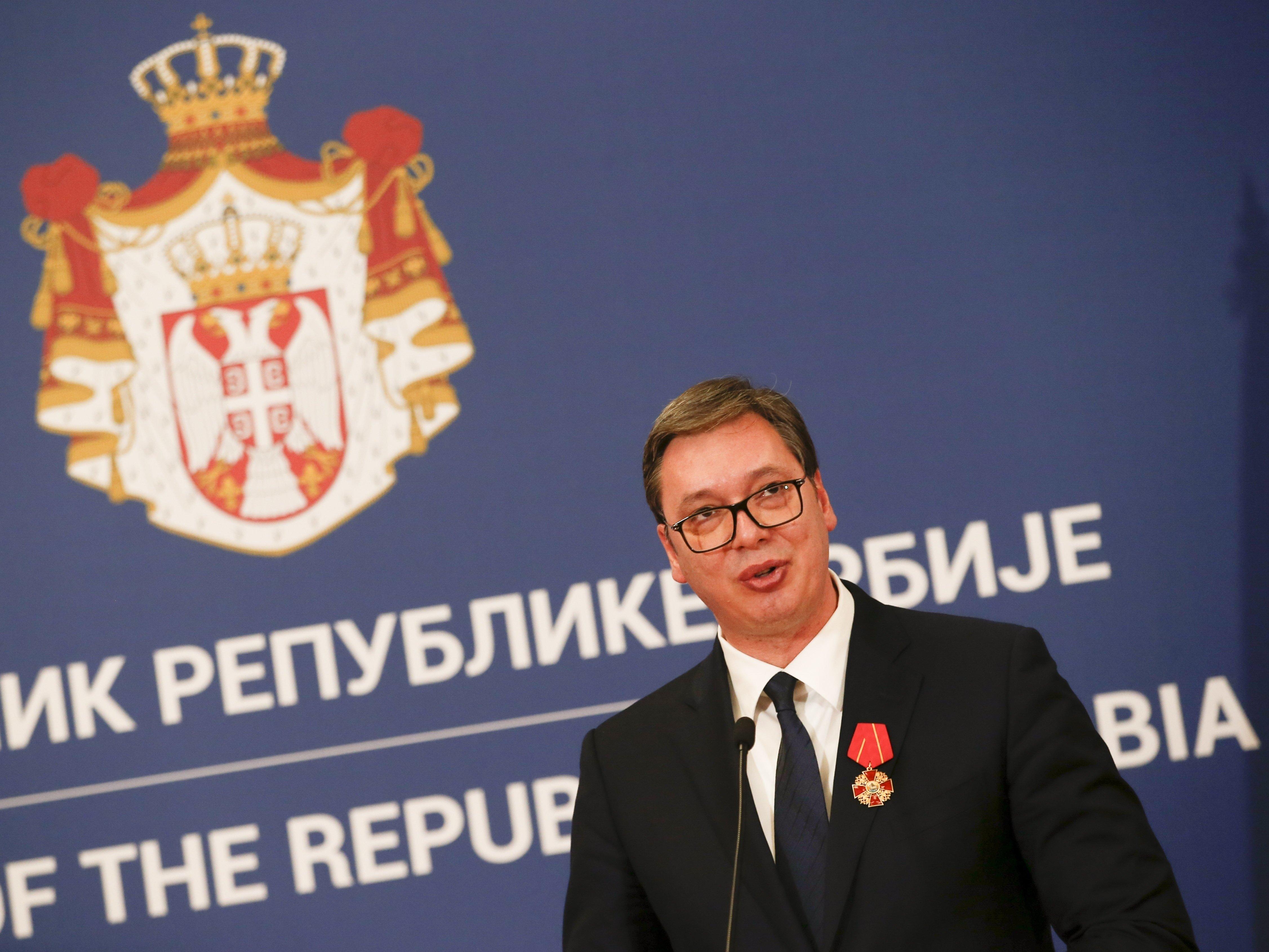 «Ναι» Βούτσιτς στην αναγνώριση του Κοσσόβου εάν υπάρξει πραγματικός