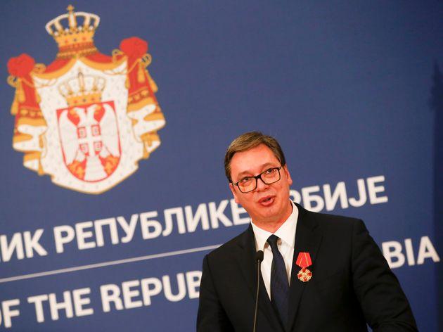 «Ναι» Βούτσιτς στην αναγνώριση του Κοσσόβου μόνο εάν υπάρξει πραγματικός