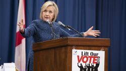 'I'm Not Running': Hillary Clinton Ends Any Speculation She'll Vie For White House In