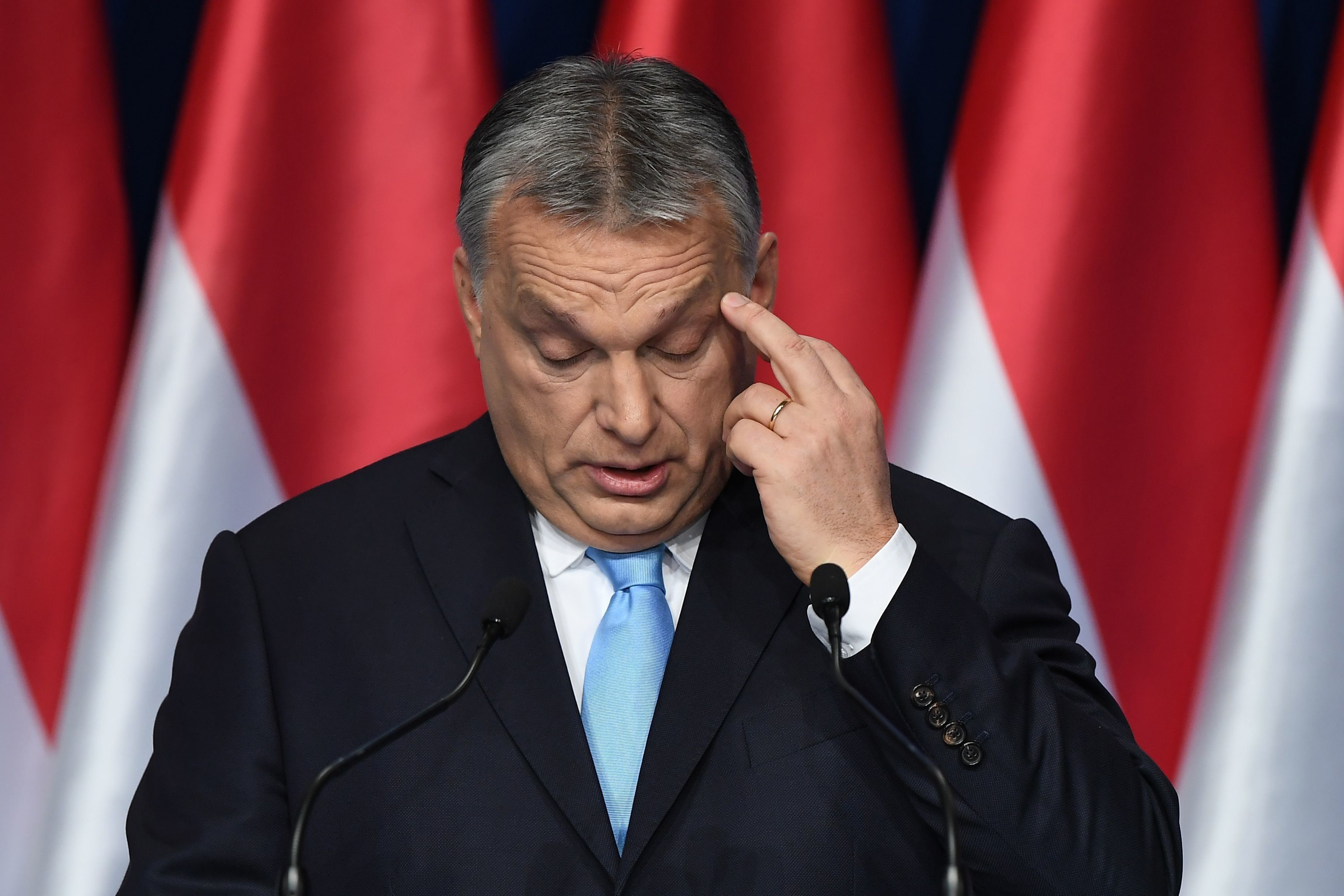 Orban droht der Ausschluss aus der EVP: