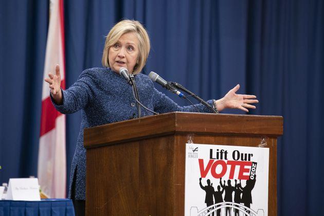 ΗΠΑ: Η Χίλαρι Κλίντον ανακοίνωσε ότι δεν θα είναι υποψήφια για τις προεδρικές εκλογές του