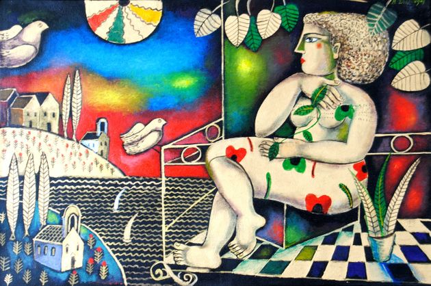 «Women in Art»: Όταν η ζωγραφική γιορτάζει τη