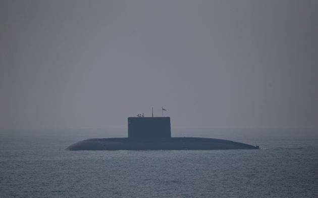 Pakistan Claims Its Navy Thwarted Indian Submarine's Attempt To Intrude Its