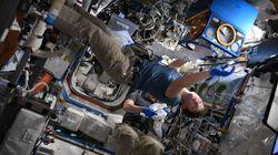 Γυναίκα αστροναύτης ψήλωσε 2 πόντους μετά από 3 μήνες στο