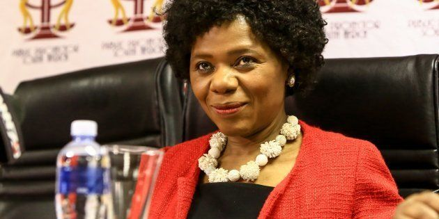 Sharp as a tack... Thuli Madonsela ensured that investigations into state capture won't die once she...