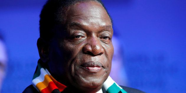 Mnangagwa's Government Offers Remaining White Farmers 99-Year Land