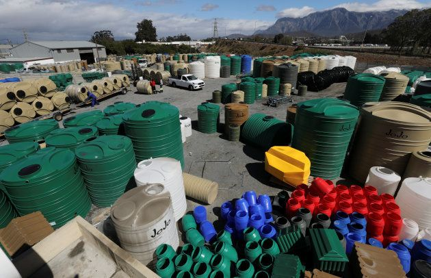 Two People Caught Trying To Smuggle Water To Western Cape