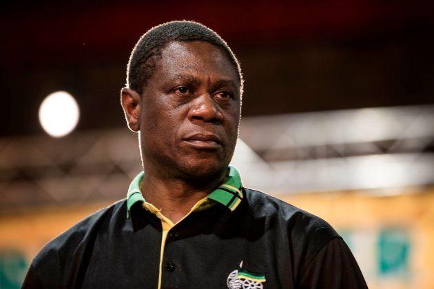 ANC treasurer-general Paul