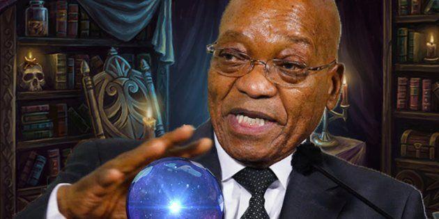 Will Zuma Just Go Already? The Crystal Ball