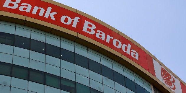 The Bank of Baroda headquarters is pictured in Mumbai, India, April 27, 2016. REUTERS/Danish