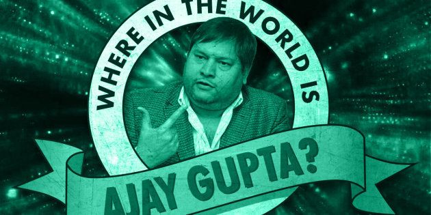 Where In The World Is Ajay