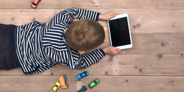 Technology Should Not Replace Your Role As A Parent, Says
