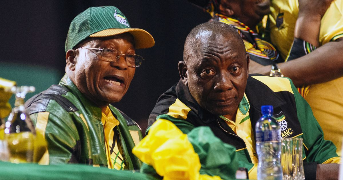 You Must Believe In President Cyril Ramaphosa Huffpost Uk