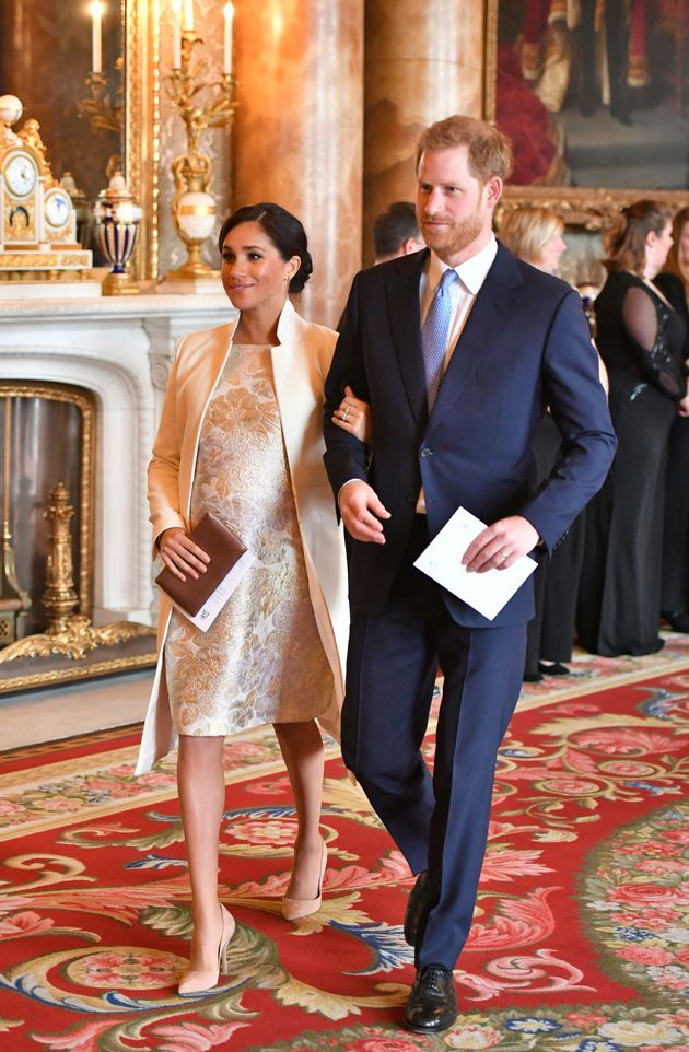 The Duke and Duchess of