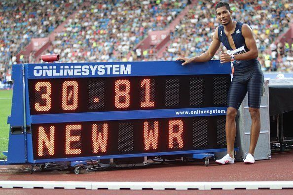 The Little Run 300m Race You Probably Didn't Know About, And Why Wayde Van Niekerk Is An All-Round