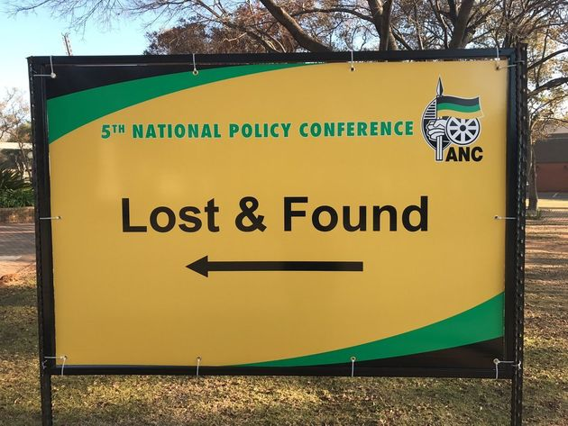 LIVE: From The ANC's Policy