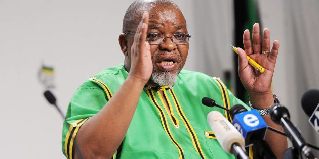 We Are Not The ANC Of Mandela Says Gwede