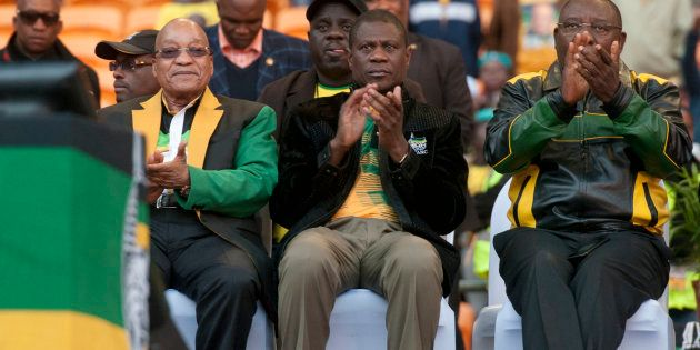 Mashatile: Don't Stop Engaging With The