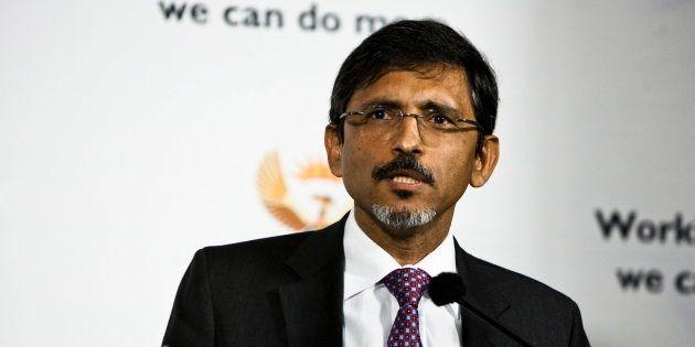 Economic Development Minister Ebrahim