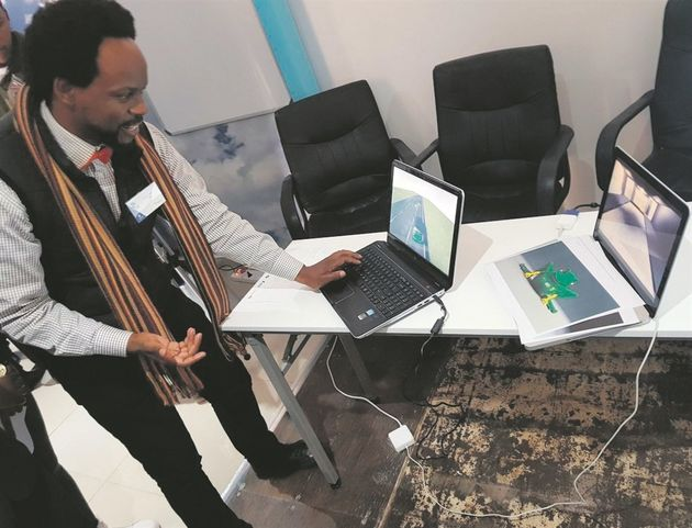 Joshua Pule, a local gaming developer, created a game that hopes to teach people about the endangered...