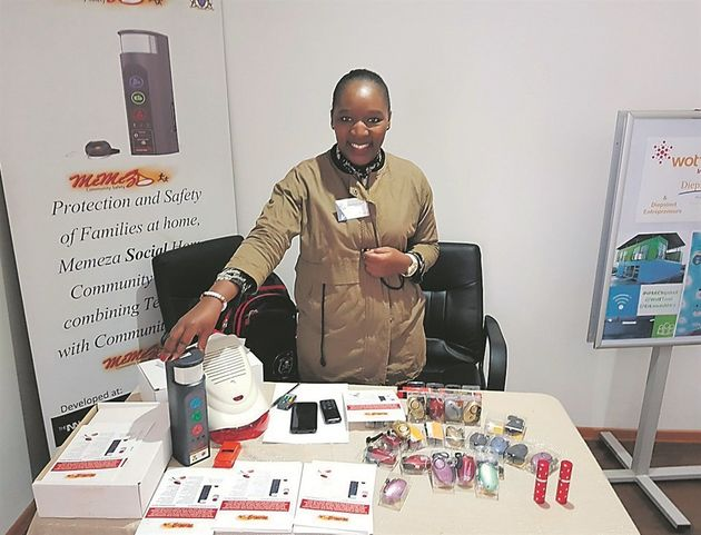 Memeza Community Safety is one of the inspiring initiatives being developed in the eHub Diepsloot incubator