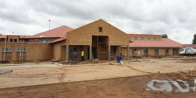 Optimum Coal Mine has failed to pay the final tranche to finish building this clinic in Hendrina, Mpumalanga,...