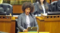 Makhosi Khoza On The ANC: While I Fear For My Safety, I Cannot Just Keep