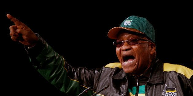 The ANC Integrity Commission Asked Zuma To Step Down