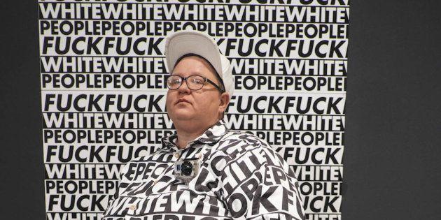 'F*ck White People' Artwork Not Hate Speech, Court