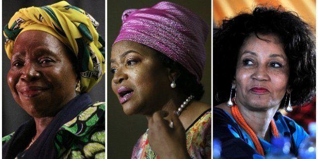 Image result for Lindiwe Sisulu, Nkosazana Dlamini-Zuma and Baleka Mbete