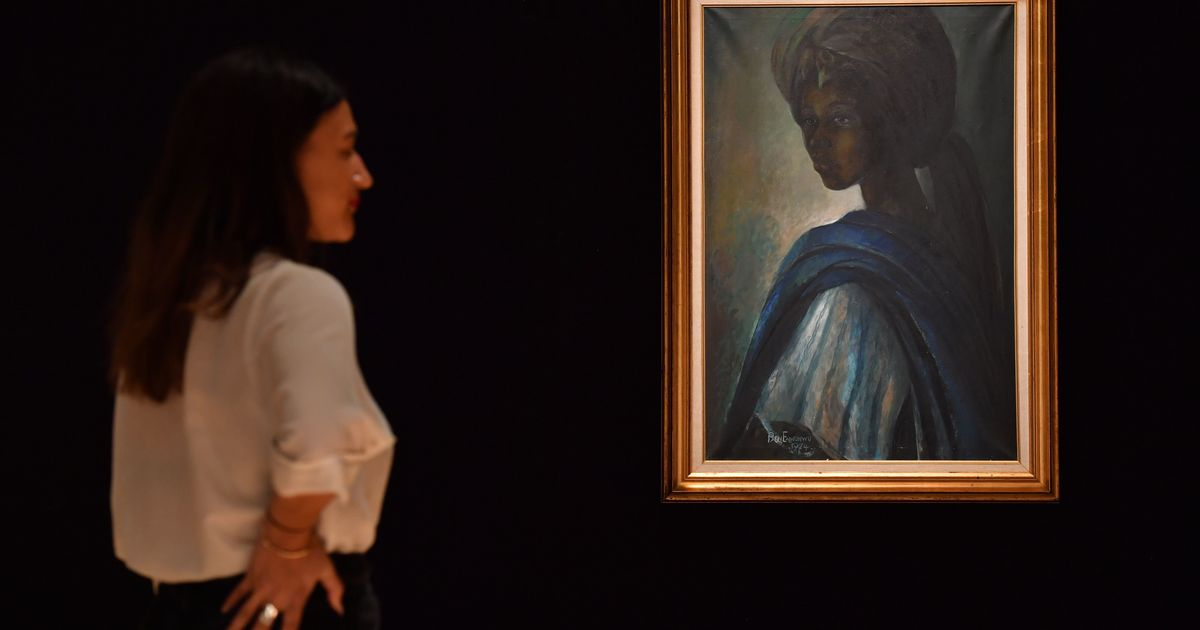 The Search For Africa's Mysterious 'Mona Lisa' | HuffPost UK