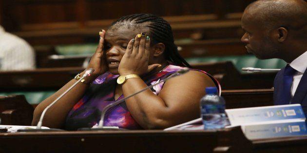 Communications Minister Faith