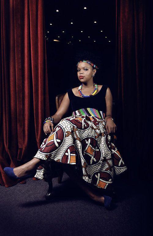 South African Women Shine On OkayAfrica's 100 Women