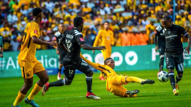 A Soweto Derby For The