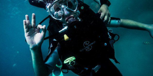 Jozi Divers had a great chance to hijack the #JoziDivers hashtag, but failed to do