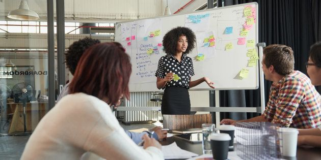 Here's What Women Really Need From Companies To Get
