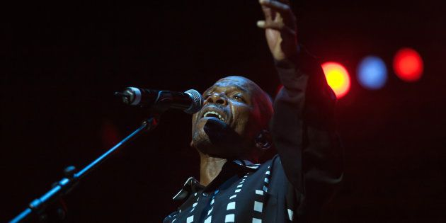 Sombre Mood At Ray Phiri's Home As Preparations For His Burial Are