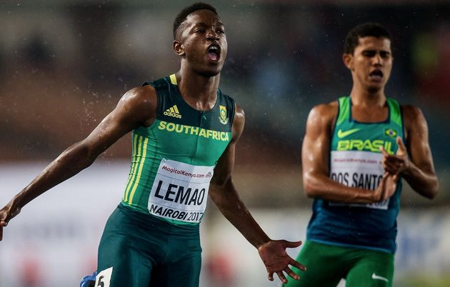 Champs! SA Athletes Who've Dominated In The Past