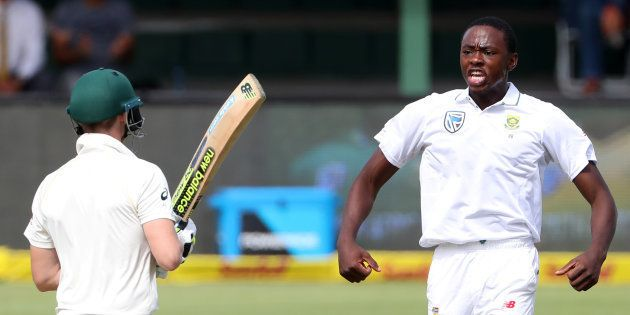 Rabada: Turning Aussies Into Crybabies In Just 11